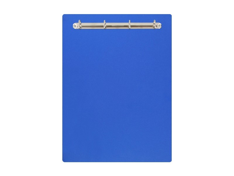 A Ring Binder With Clipboard