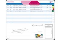 Improvement board | Example Deventer Hospital (120x200cm)